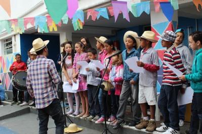 Festa junina (itapevi canto)