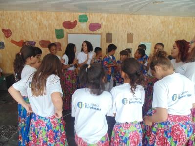 MP Itapevi - Encerramento Ateliê Som e Movimento - Dança 2017 1